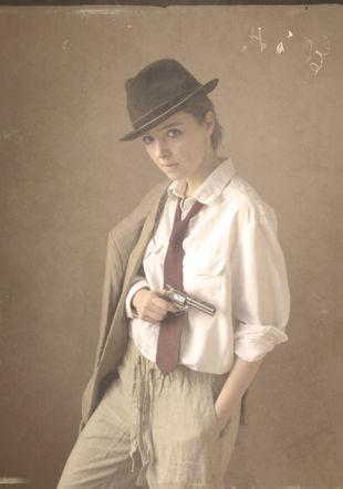 Anastasiia Burmistrova