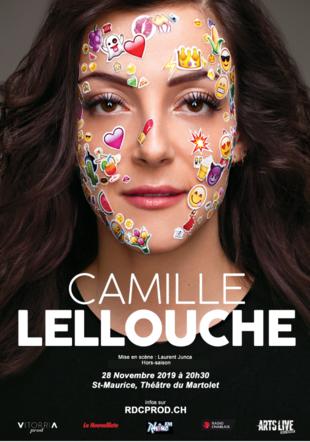 Camille Lellouche à St-Maurice