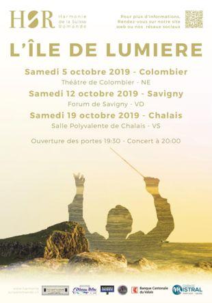 ILE DE LUMIERE Louis Tacheron - HSR