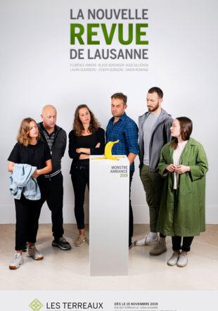 La Nouvelle Revue de Lausanne (c) Jokers Comedy, 2019