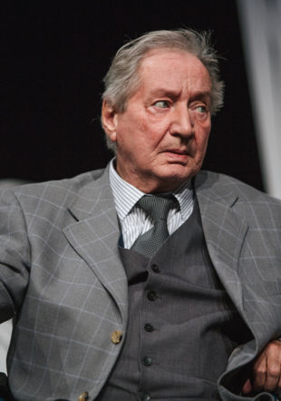 Roger Jendly, monstre sacré du théâtre romand Guillaume Perret