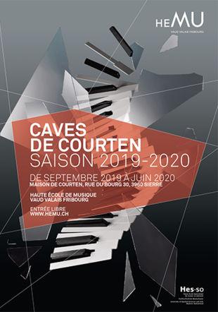 caves de Courten saison 2019-2020 HEMU