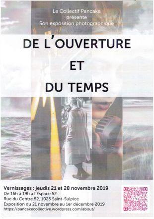 fLYER DE L'EXPO