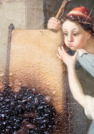Charles de Senarclens, tout est parti.... Aubert Jansem Galerie