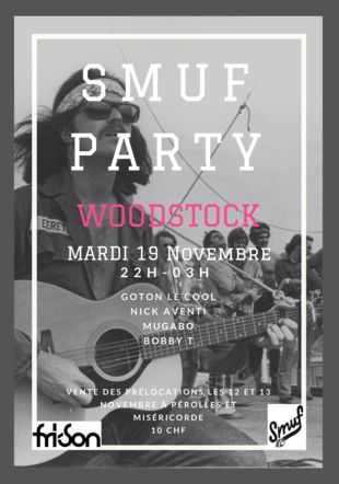 SMUF Party SMUF Party