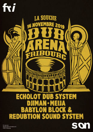 Dub Arena Fribourg Dub Arena Fribourg