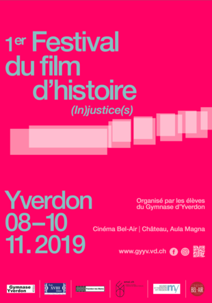 1er Festival du film d'histoire j+m