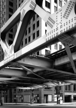 Crise, Chicago, Lake Street Jean-Marc Yersin