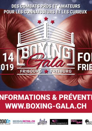 Boxing Gala Fribourg Freiburg