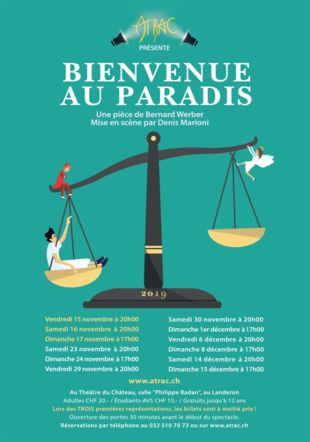 BIENVENUE AU PARADIS ATRAC 2019