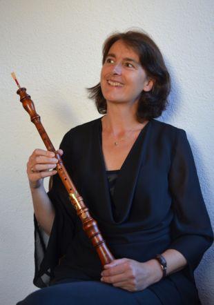 Vivian BERG, hautbois romantique