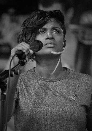 Mallika Hermand, chanteuse KKAAN