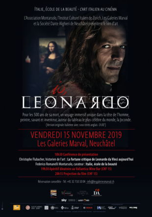 Film Poster Les Galeries Marval