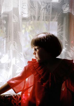 Kriszta, Petite robe de fête, 2012 Delphine Schacher