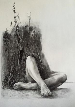 En friche Magdalena Lamri