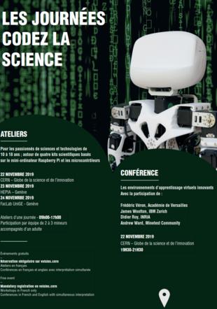 Poster CERN