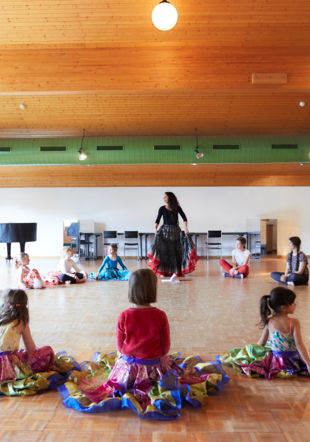 Cours enfants: Maya Quiminal
