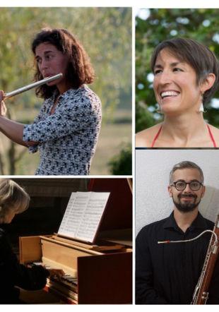 Trio flûtes et basson