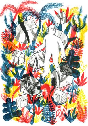 © Vamille, le jardin des maisons, 2016 Vamille alias Camilel Valloton