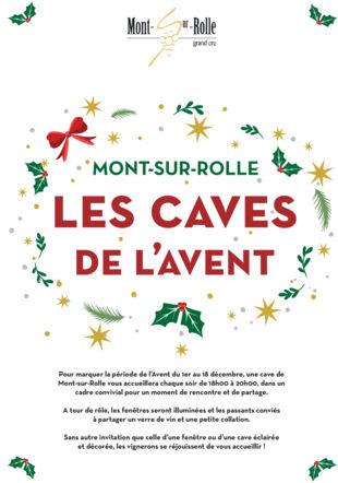 Les Caves de l'Avent 2019
