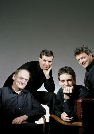 Quatuor Sine Nomine Pierre-Antoine Grisoni