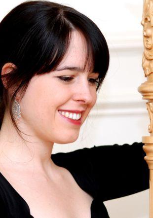 Adèle Savoy  - Harpe