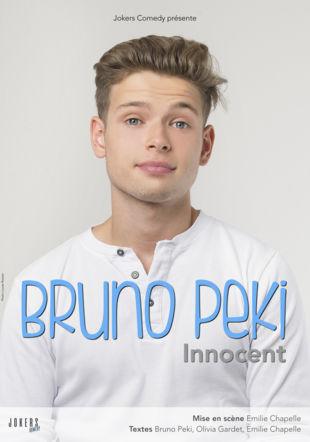 Bruno Peki, Innocent