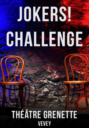Jokers! Challenge (c) Jokers Comedy, 2019