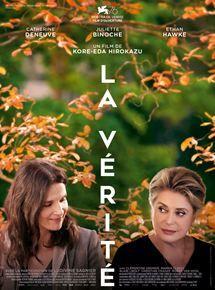 """Sortie du film """"La Vérité"""" au cinéma. Gagnez vos billets !"""