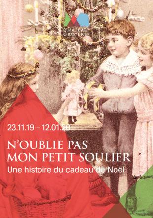Exposition de Noël au Château de Gruyères Château de Gruyères