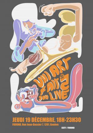 Affiche UAFSL5 Lucas Junod