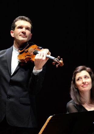 svetlin Roussev et Meglena Tzaneva
