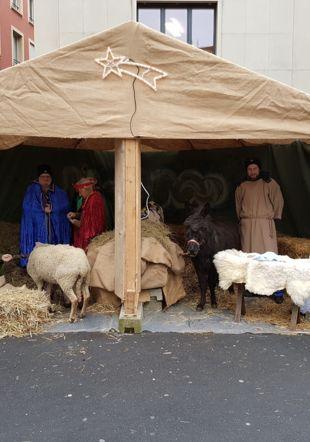 Crèche Vivante de Noël