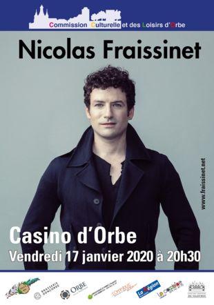 Nicolas Fraissinet
