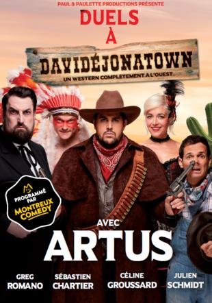 Duels à Davidéjonatown Montreux