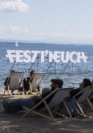Festi'Neuch 2020 - Neuchâtel Bernard Python