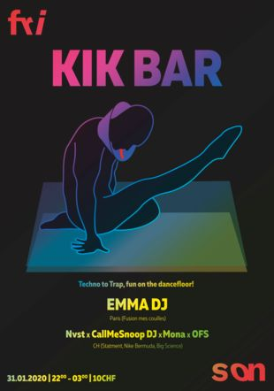 Kik Bar © Gionata Morganti
