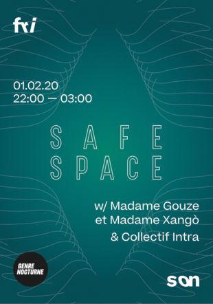 Safe Space © Yann Florio