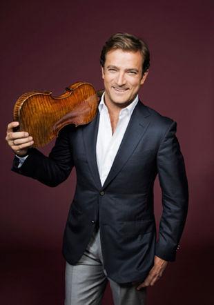 Renaud Capuçon, violon et direction