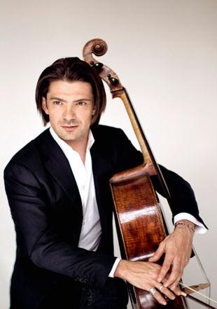 Gautier Capuçon, violoncelle Felix Broede
