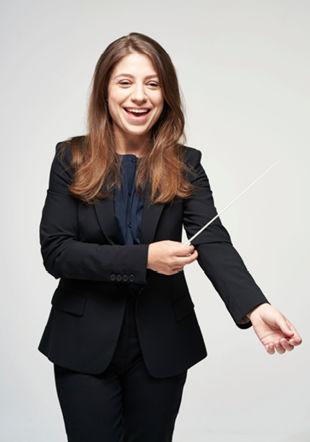 Dalia Stasevska, direction armo Katila