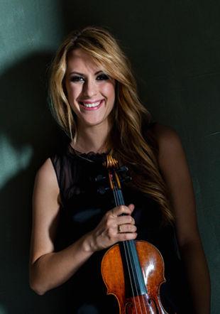 Francesca Dego, violon