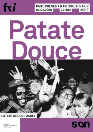 Patate Douce © Julien Chavaillaz