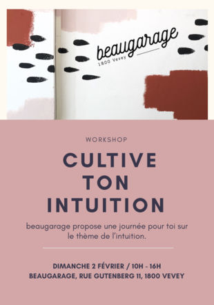 atelier intuition yoga nutrition conférence Vevey @beaugarage