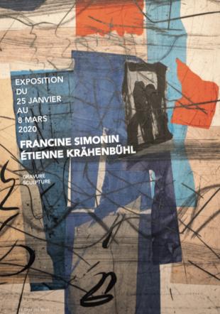 Francine Simonin Fondation l'Estrée