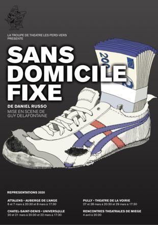 SANS DOMICILE FIXE