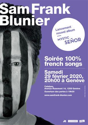 Sam Frank Blunier Mystic Senor Tour