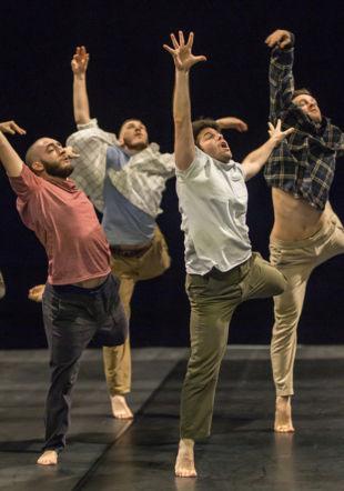 Molten - spectacle de danse contemporaine de Beaver Dam Company