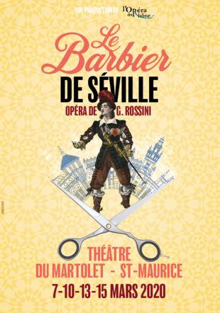 """Opéra """"Le Barbier de Séville"""""""