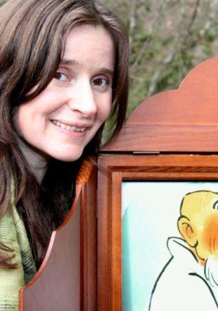 """Nathalie Jendly (Musée des contes et récits """"hors les murs"""") Nicole Weber"""